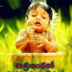 Telugu Good Morning Image and SMS