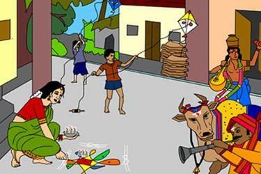 Sankranthi-Muggulu