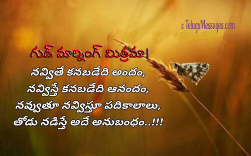 Be-happy-Good-Morning-Telugu-Quote