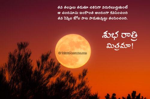 Telugu-Good-Night-Quotes-Sayings-Harvest-Moon-Full-Moon
